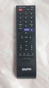TopOne Factory Sanyo Gxja Remote Control DP55D33 DP50E84 Brand New