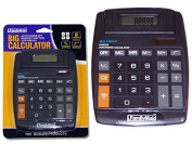 CALCULATOR BIG BLACK colour , Case of 48