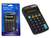 CALCULATOR POCKET W/PEN , Case of 144