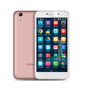Haier Spirias 4G L58 14cm HD Display 8GB DS Rose Gold | Unlocked | 1GB RAM +8GB ROM | Camera Back 13MP Front 2MP