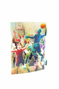Santoro 3D Swing Greeting Card, Basketball