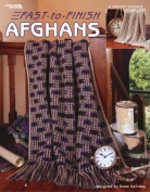 Fast-To-Finish Afghans - Crochet Patterns
