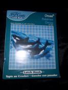 Latch Hook Orcas
