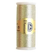 DMC Diamant Metallic Needlework Thread, 38.2-Yard, Light Silver