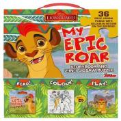 Disney Junior The Lion Guard My Epic Roar