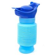 Tinksky Portable 750ML Children Potty Travel Urinal Car Toilet Pee