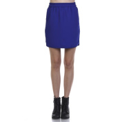 Spicy Mix Women's Kaira Side Slit Double Pocket Fitted Skirt