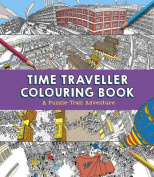 Time Traveller Colouring Book