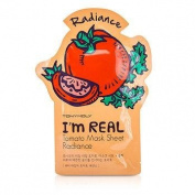 Im Real Mask Sheet - Tomato - Radiance, 10x21ml/0.71oz