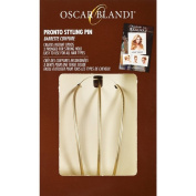 Oscar Blandi Goldtone Pronto Styling Pin