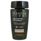 Kerastase Homme Capital Force Daily Treatment 250ml Men's Shampoo