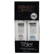 Keratin Complex Travel Valet Colour Care 2-Piece Kit