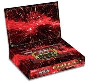 YuGiOh Premium Gold Infinite Gold Mini Box