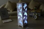 Foot Print LED Table Lamp