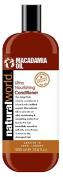 Natural World Macadamia Ultra Nourshing Macadamia Conditioner 1 Litre