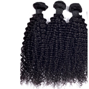 100% High Quality Remy hair, human hair extension, cuticle correct,100g weft/bundle