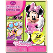 Disney Minnie Mouse Bow-tique Dress-Up Magnetic W