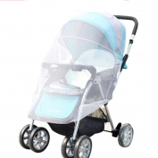 FakeFace Versatile Buggy Pram Stroller Pushchair Net with Canopy Fly Mosquito Midge Insect Bug Bag
