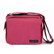 Ah Goo Baby The Grab-And-Go Nappy Bag, Cherry Blossom