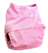 Buttons Cloth Nappy Cover - Adjustable - One Size