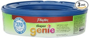 Refillable Nappy 3 Pack, 270 Count by Platex ...