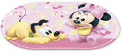 BoyzToys Minnie Mouse Oval Offset Placemat