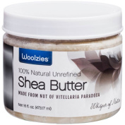 Woolzies 100-percent Pure Raw Unrefined Natural Unadulterated High Quality Shea Butter Moisturiser