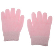 Feather Yarn Gel-lined Moisturising SPA Gloves,