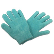 Terry Cloth Lined Moisturising Gloves