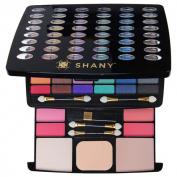 SHANY Glamour Girl Vintage Eyeshadow/Blush/Powder Makeup Kit