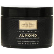 Caswell-Massey Almond 240ml Shave Cream Jar