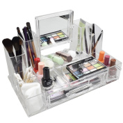 Ikee Design Luxury Cosmetic Makeup Acrylic Organiser