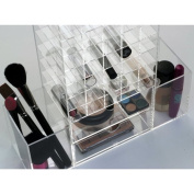 Ikee Design All-In-One Premium Acrylic Cosmetic Organiser Unit