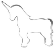 Unicorn Cookie Cutter 11 CM Stainless Steel
