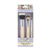 The Vintage Cosmetic Company Airbrush Make-Up Brush Set
