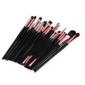 Tonsee® 20PCS Set Brosse Pro Makeup Brush Tools Make-up Toiletry Kit Wool Makeup Brush