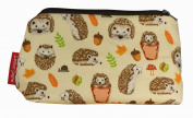 Selina-Jayne Hedgehogs Limited Edition Designer Cosmetic Bag