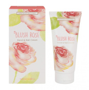 Heathcote & Ivory Blush Rose Hand and Nail Cream 100 ml