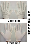 White Cotton Gloves, Health, Music, Canvas, Beauty, Work Liner
