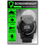 ScreenKnight® Garmin Tactix Front Screen Protector invisible shield