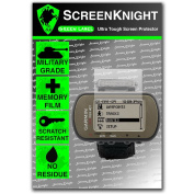 ScreenKnight® Garmin Foretrex 401 Front Screen Protector invisible shield