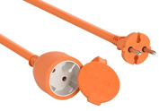 Electraline with 20857036 °F Garden Extension Cable 20 m