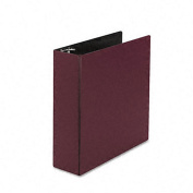 Avery Durable 7.6cm Round Ring Burgundy Reference Binder
