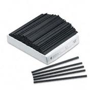 Slide-n-Grip 40-sheet Report Black Cover Binding Bars