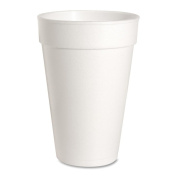 Genuine Joe 470ml Hot/ Cold Foam Cup