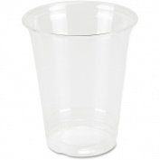 Genuine Joe 350ml Clear Plastic Cups