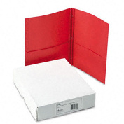 Avery Red Two-Pocket Report Covers with Prong Fasteners