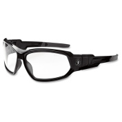 Ergodyne Skullerz Loki Clear Lens Safety Glasses -