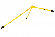 Under Armour Pro Hold Tripod Style Kicking Holder, Yellow