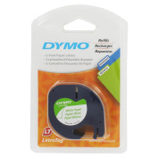 Dymo LetraTag Pack Paper Label Refills